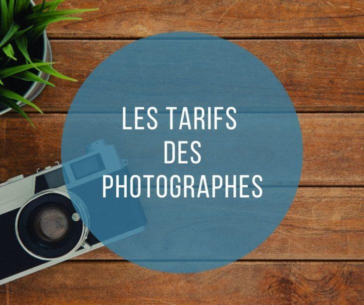 article pour comprendre les tarifs des photographes